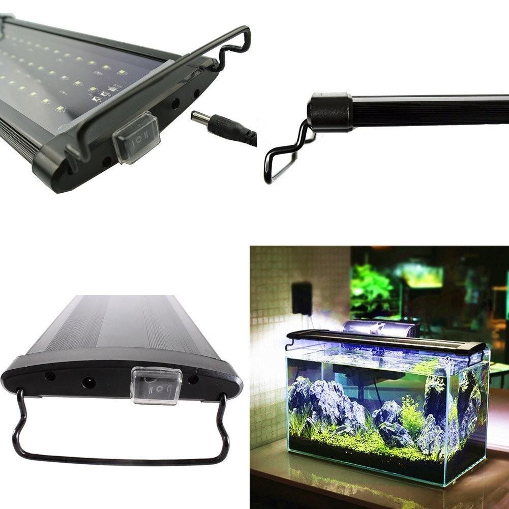 Teaching your fish tank LEDs new tricks